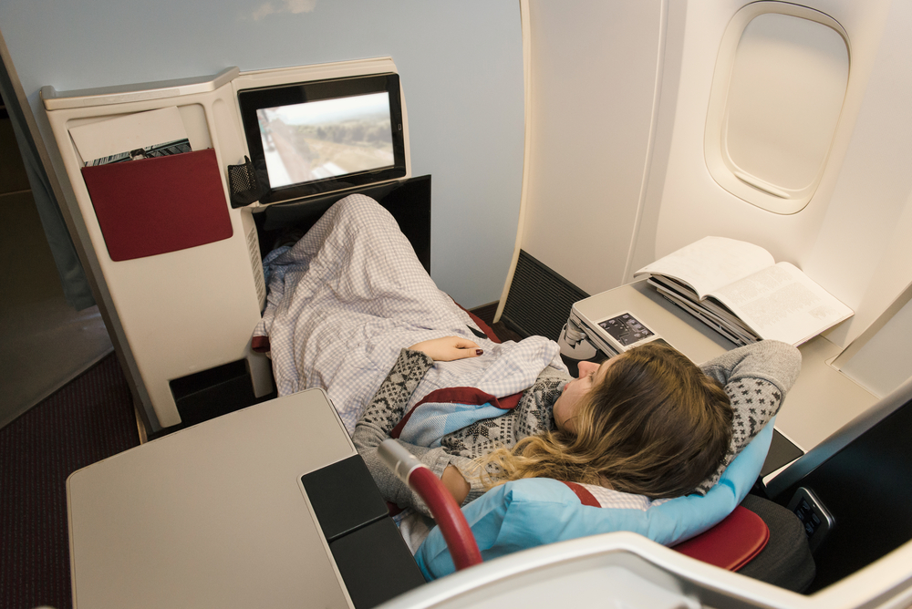 First Class Business Travel Accommodation