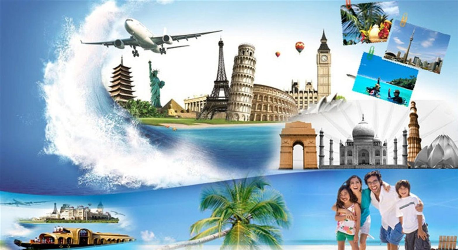 Several types of Travel Agencies